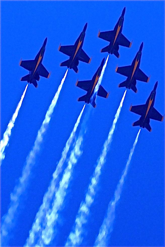 Blue Angels - Keesler AFB - Biloxi, MS