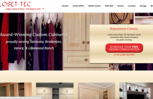 Closet Tec, Inc.
